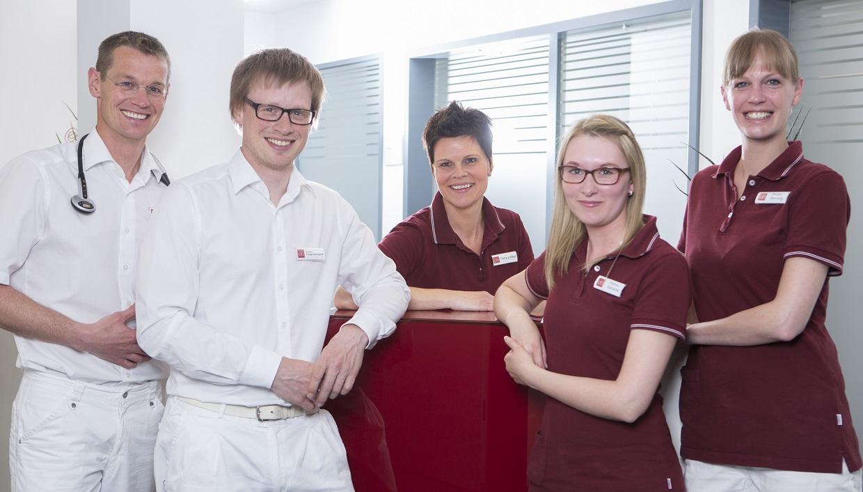 Hausarztpraxis Prenger-Berninghoff, Team