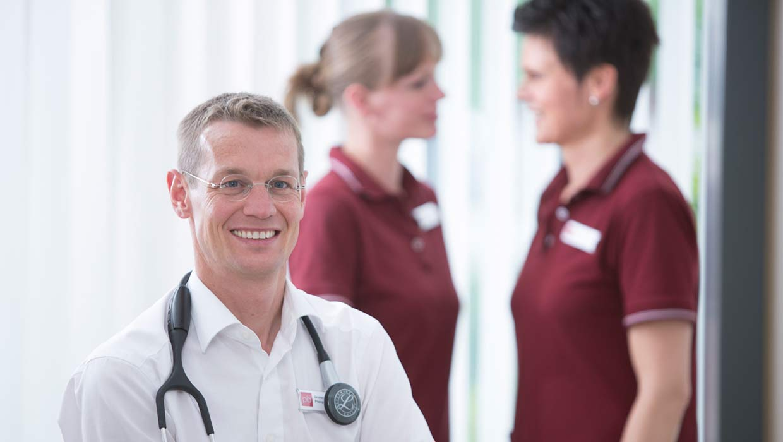 Dr. Roman Prenger-Berninghoff - Arzt & Team