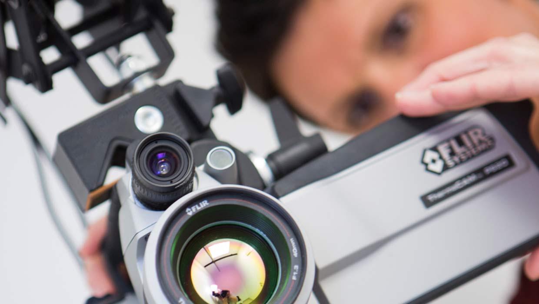 Humanthermographie (Screening auf Entzündungsherde)
